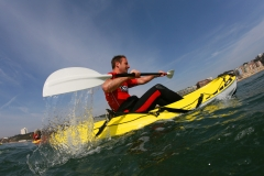 Kayaking-Bournemouth