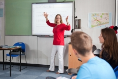 Class-interactive