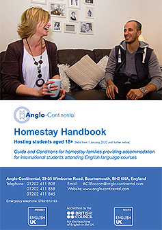 Homestay Handbook for Adults 2020