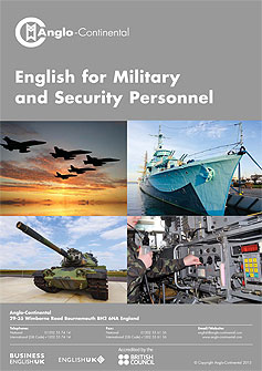 English for Miltary and Security Personnel