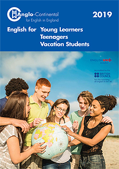 English for Young Learners, Teenagers and Vacation Students 2019