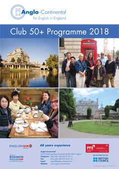 Club 50+ プログラム 2018