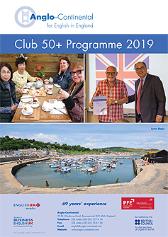 Programme Club 50+ 2019
